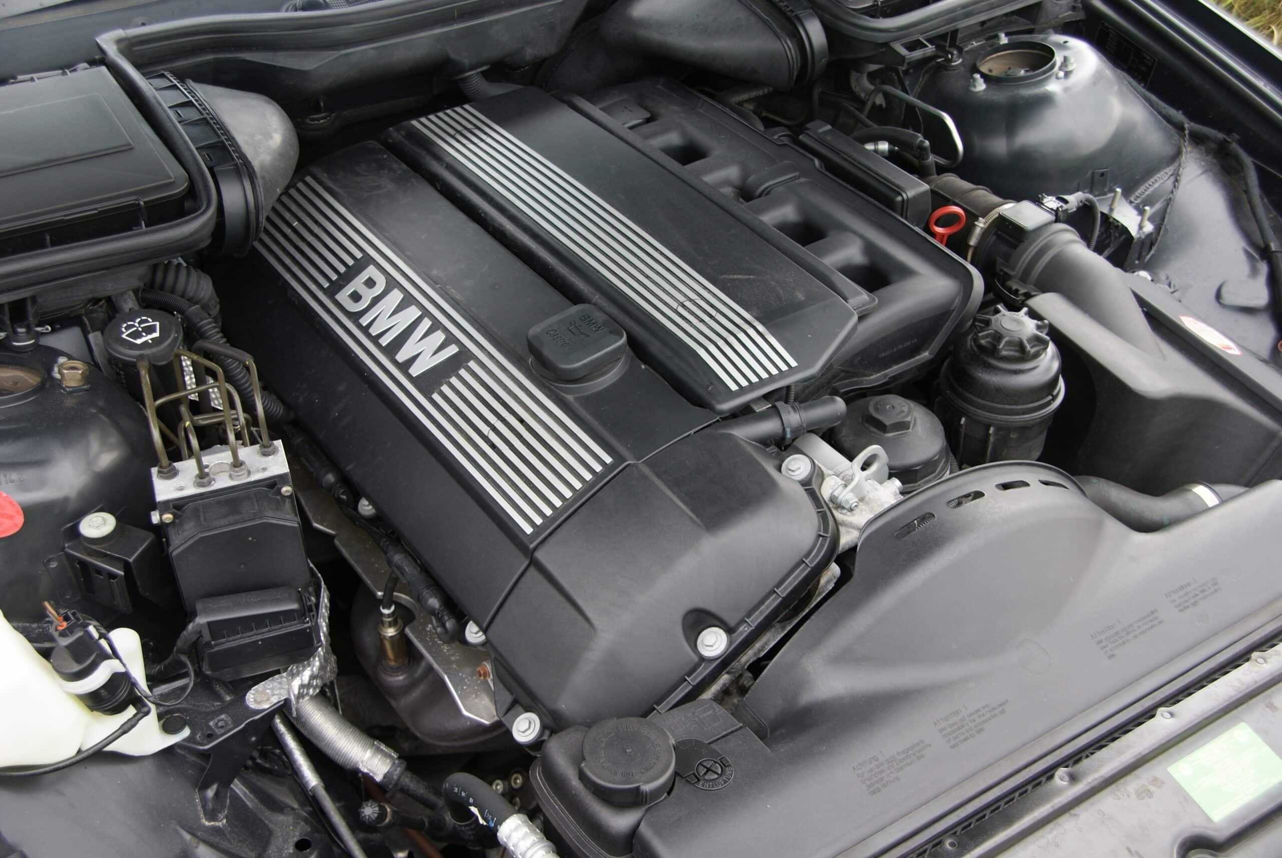 M54-engine