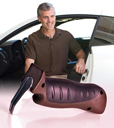 Adjustable Safety Handle Cane Support-Disability Handicap Elderly Assistance Handle VaygWay Car Standing Aid Automotive