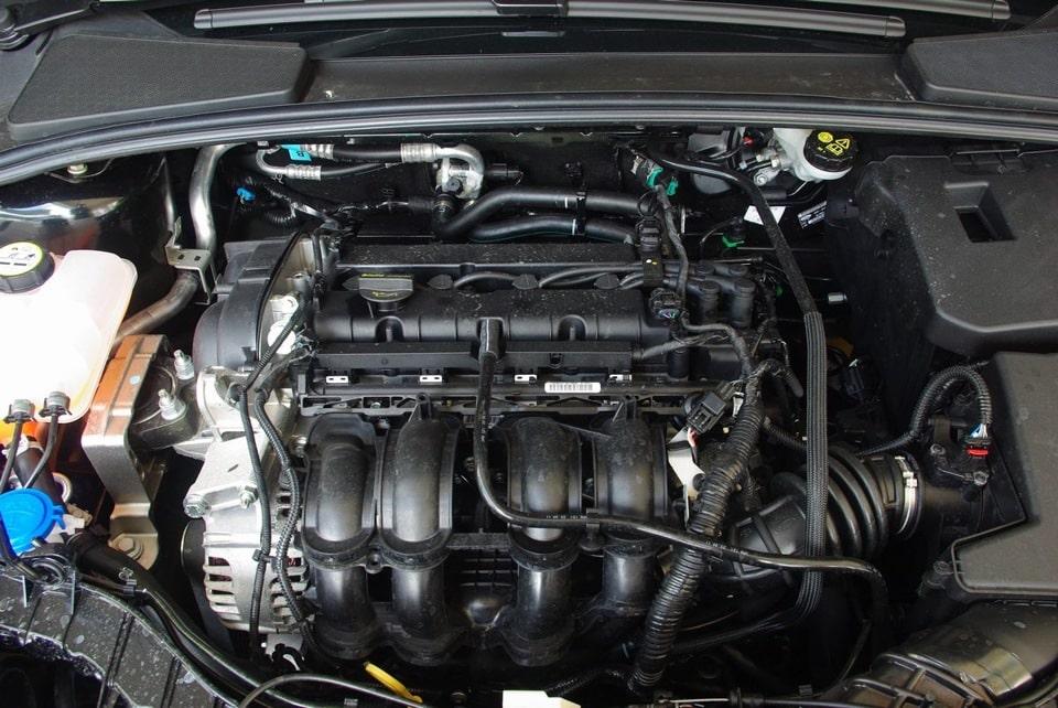 ford fiesta engine specs