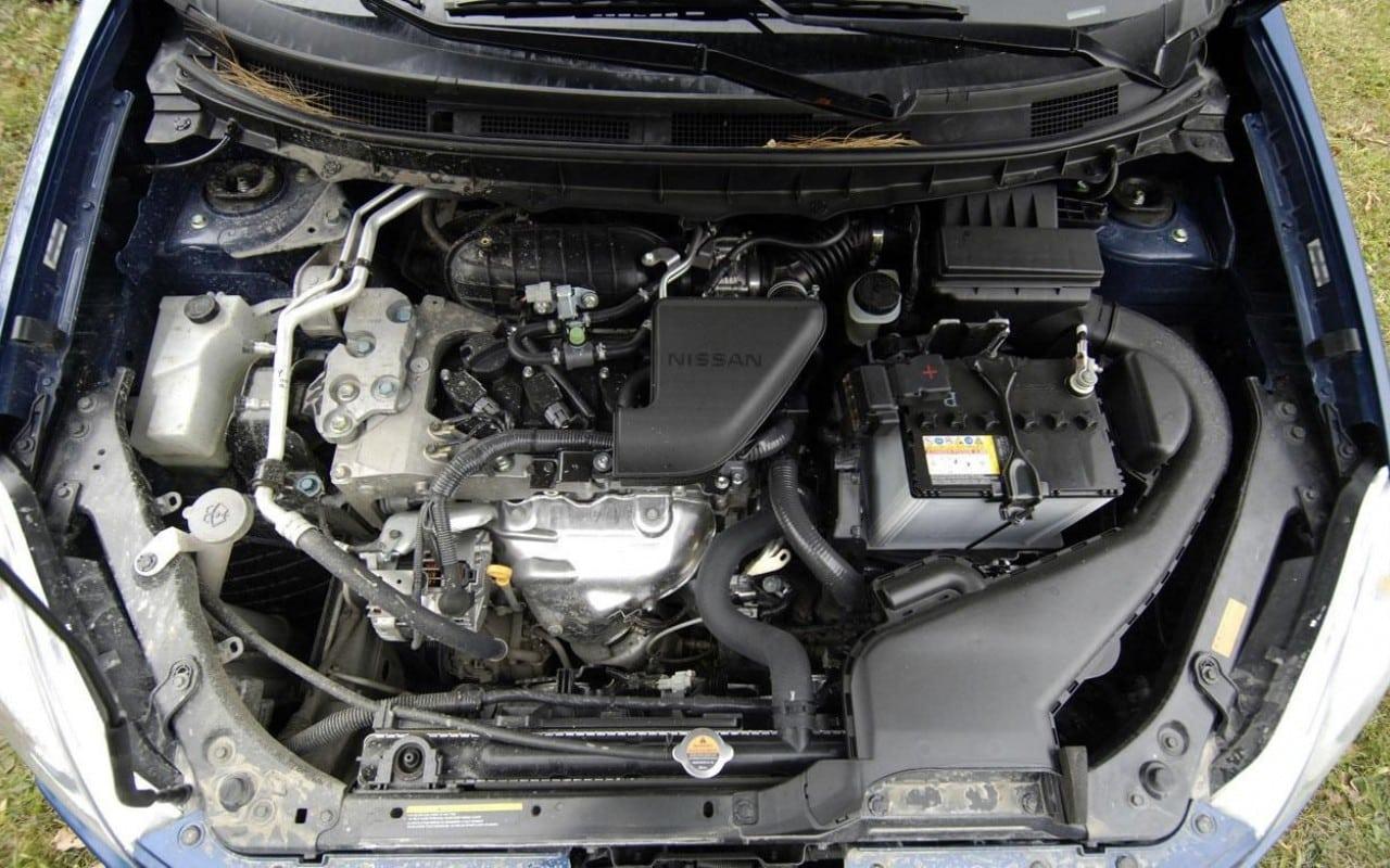 qr25de engine specs