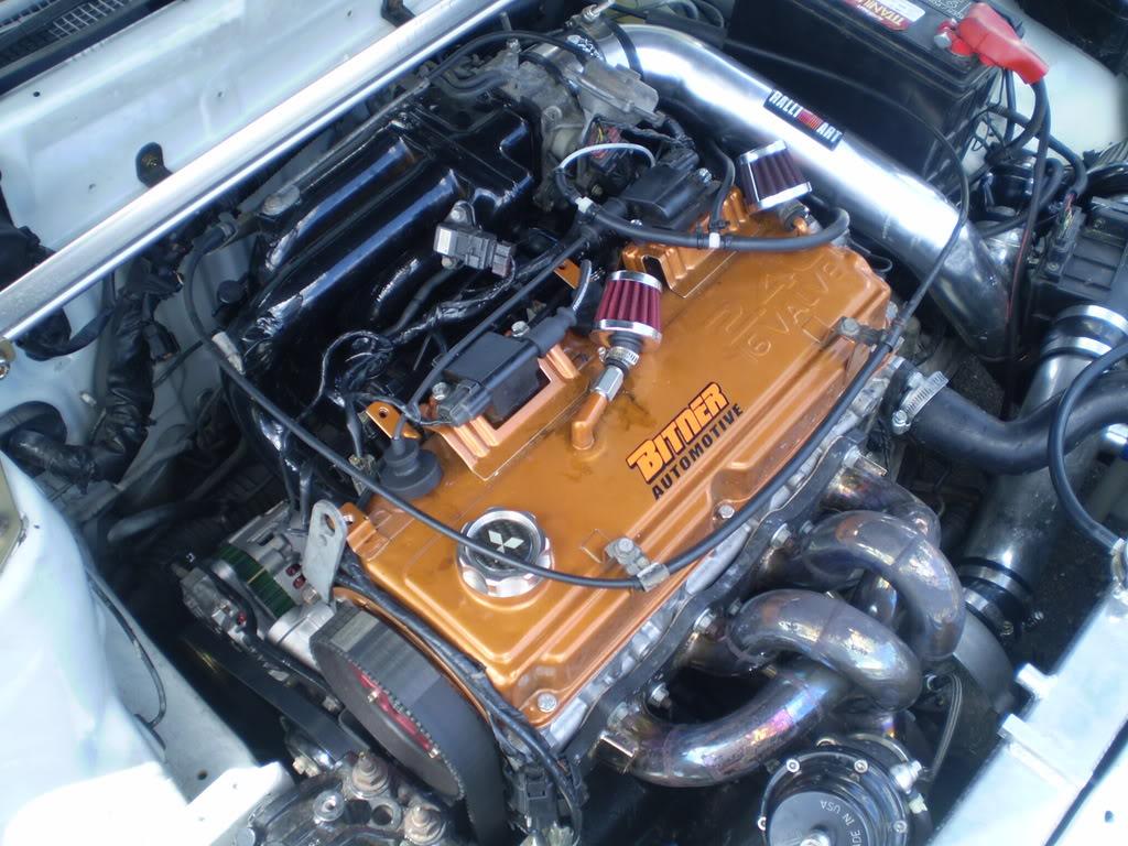 4G64-engine