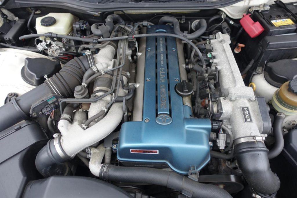 toyota 2jz engine specs