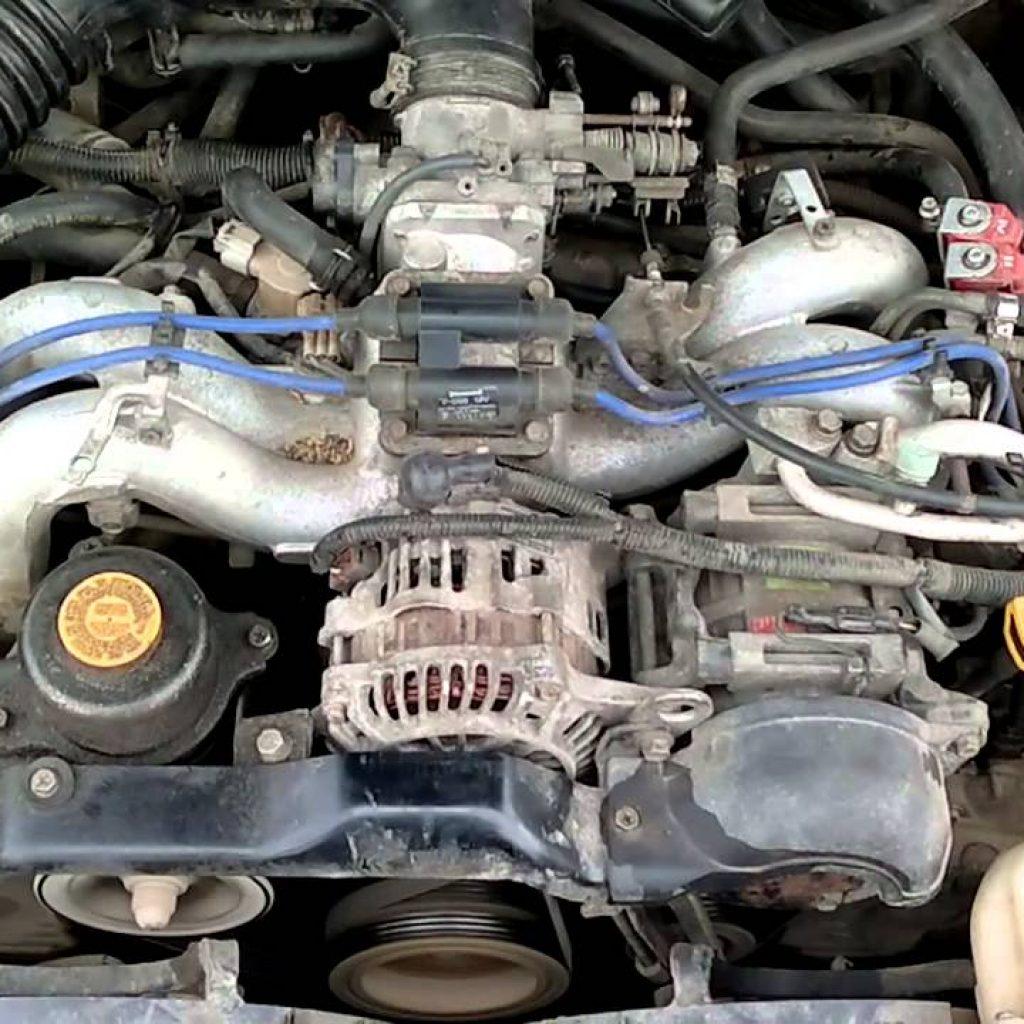 subaru-ej22-engine