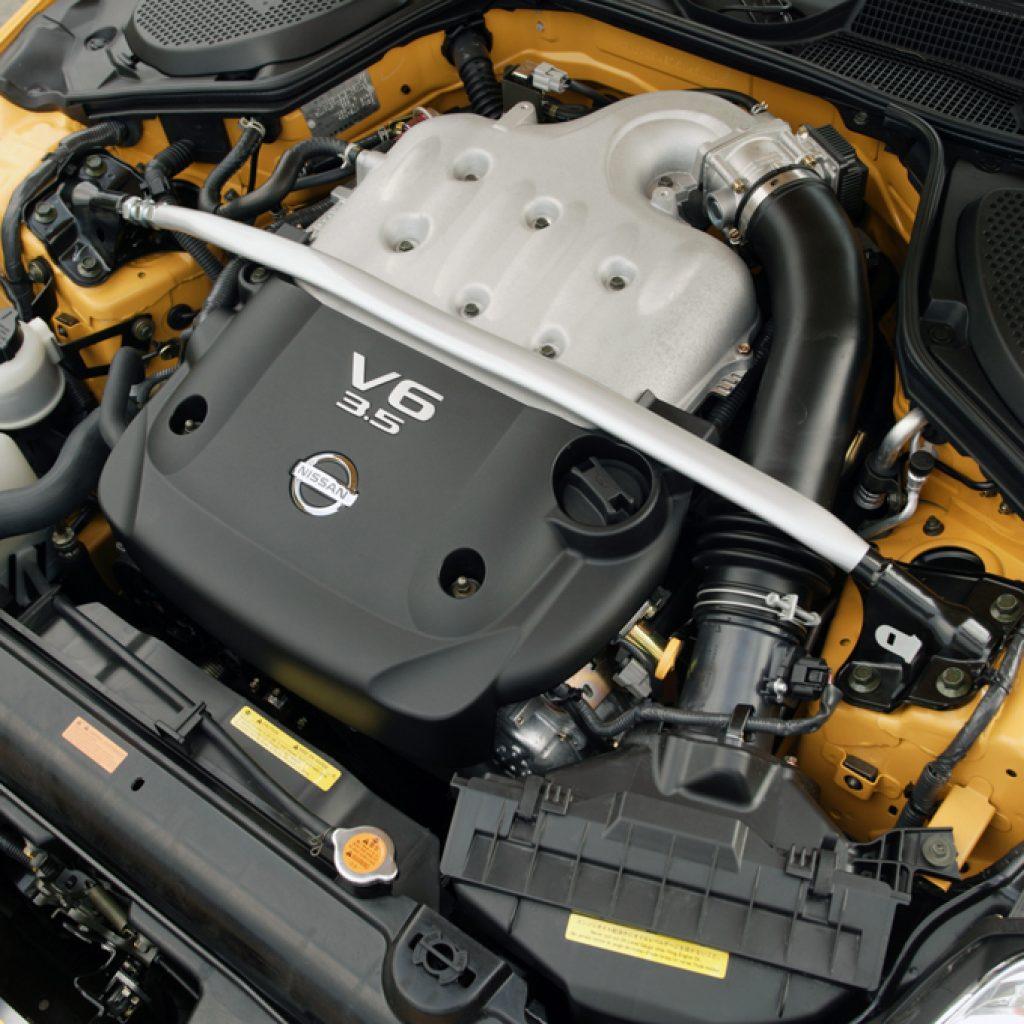 Vq-35-de-engine