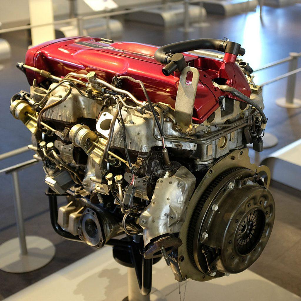Nissan OEM Water Pump for R32 RB20 RB20DET Skyline GTS-T