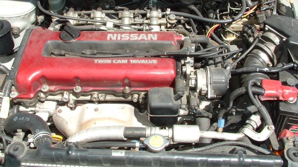 nissan sr20det engine
