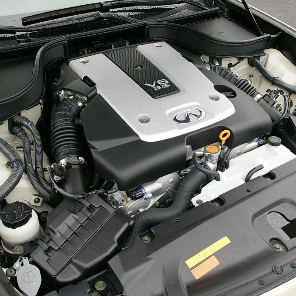nissan vq35hr engine