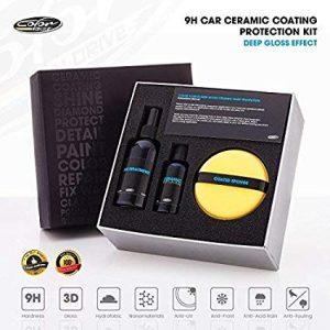 Color N Drive Car Ceramic Coating Kit