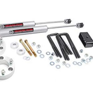 "Rough Country 74530 3"" Lift Kit with Shocks for 2005-2018 Toyota Tacoma"