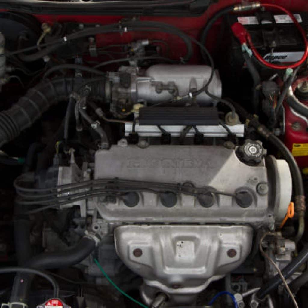 honda d16b engine