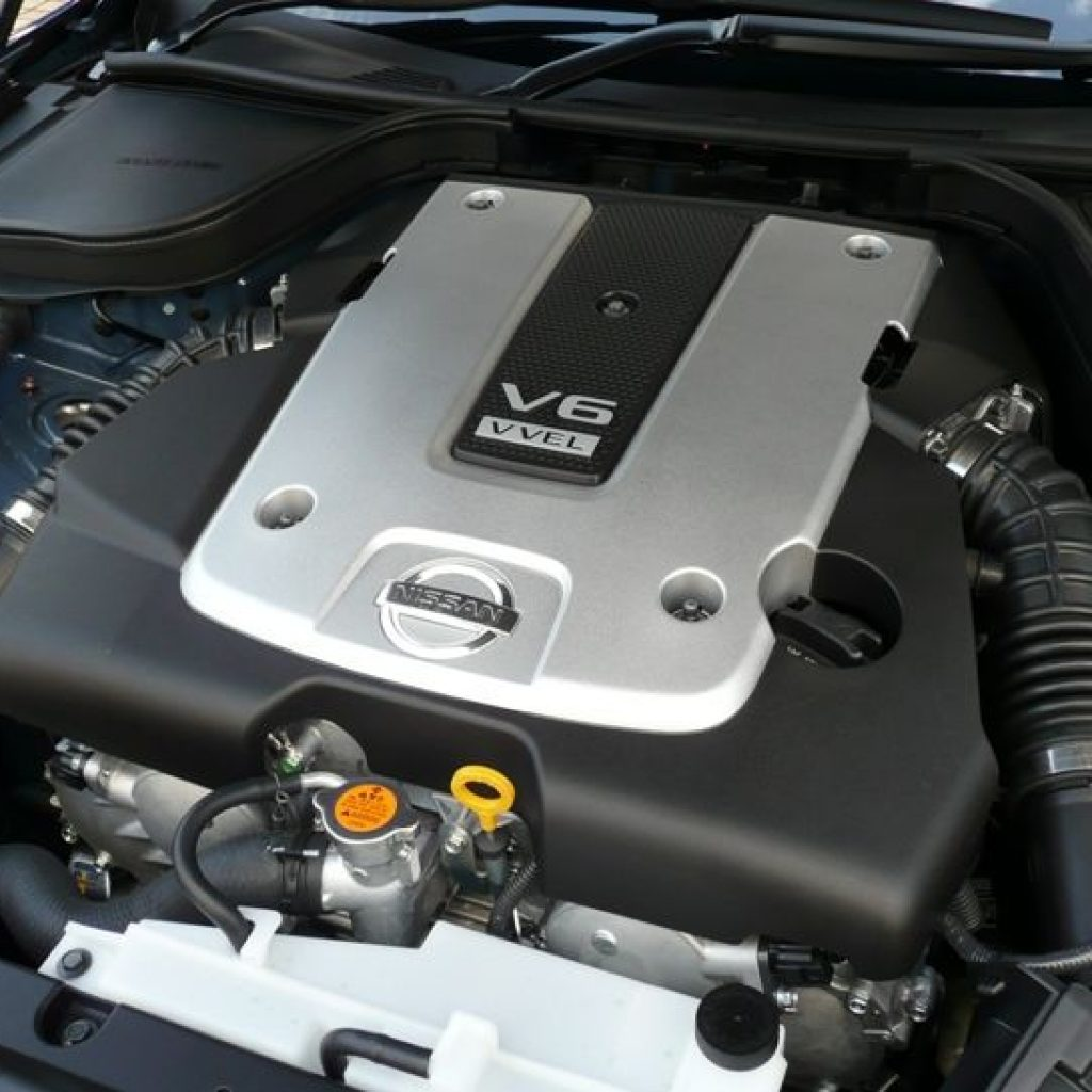 Nissan VQ37VHR Engine Problems And Specs