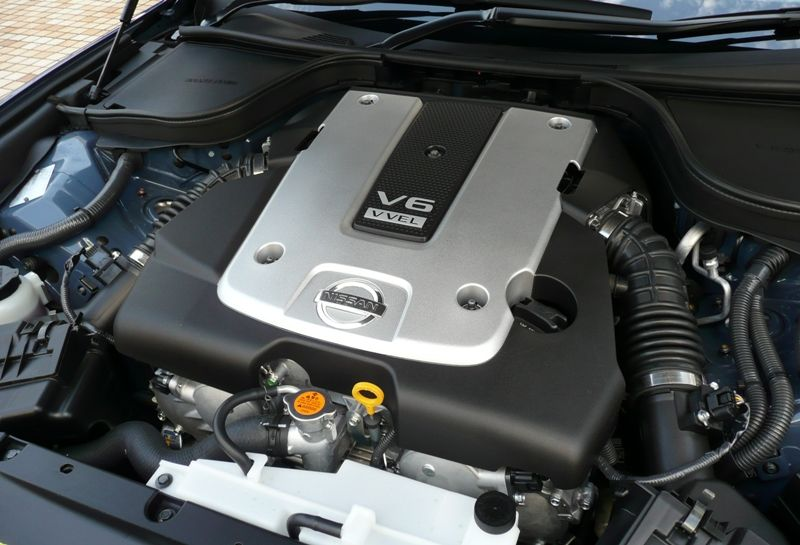 VQ37VHR engine problems