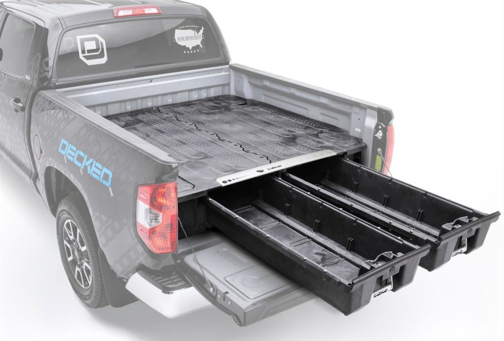 decked storage system review