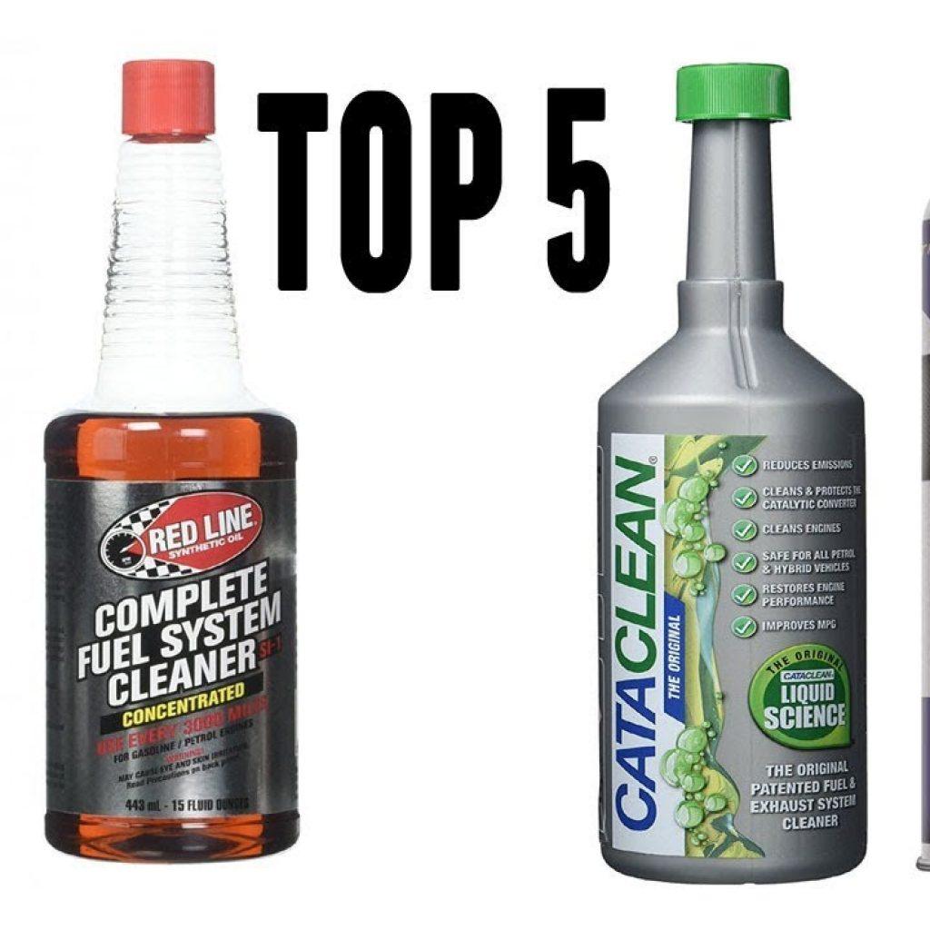 best catalytic converter cleaners