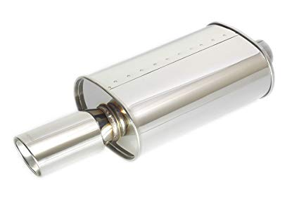 Apexi WS2 Muffler Universal- NA (70mm)