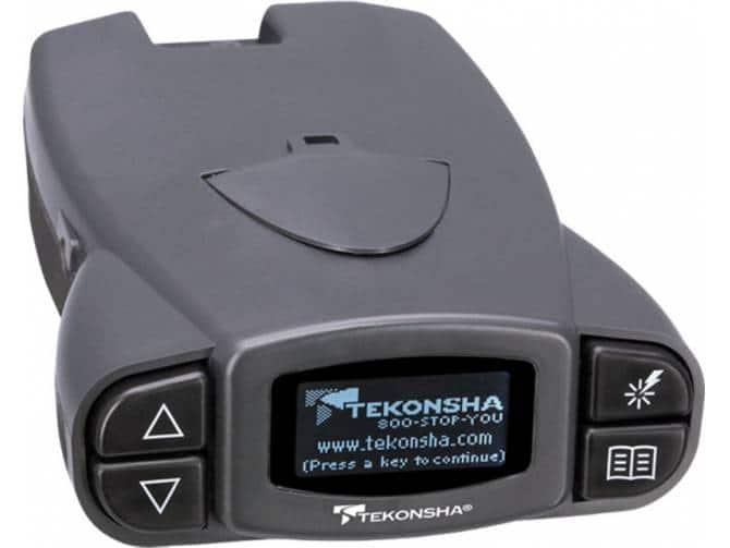 electronic trailer brake controller