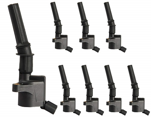 Ena-Curved-Boot-Ignition-Coil