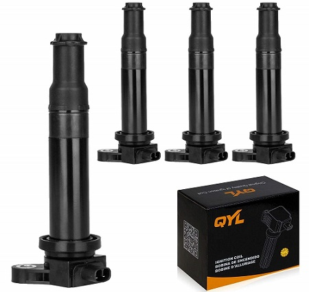 QYL-Pack-of-4-Ignition-Coil