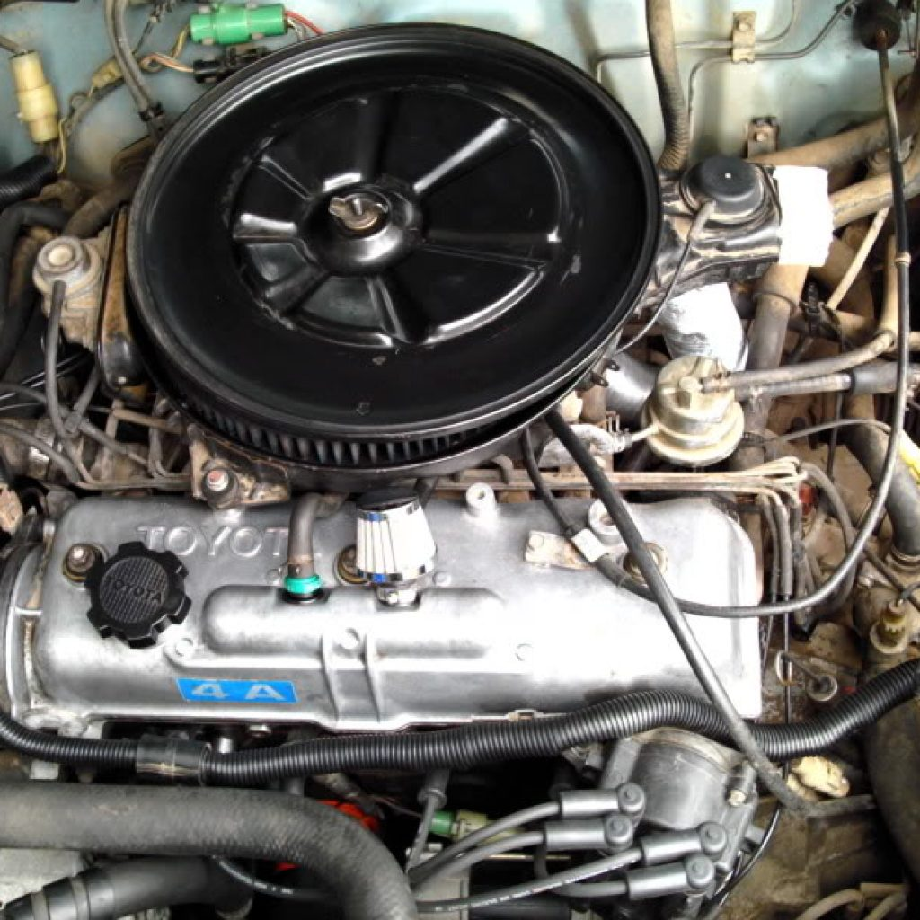 Toyota 4AC Engine Problems And Specs