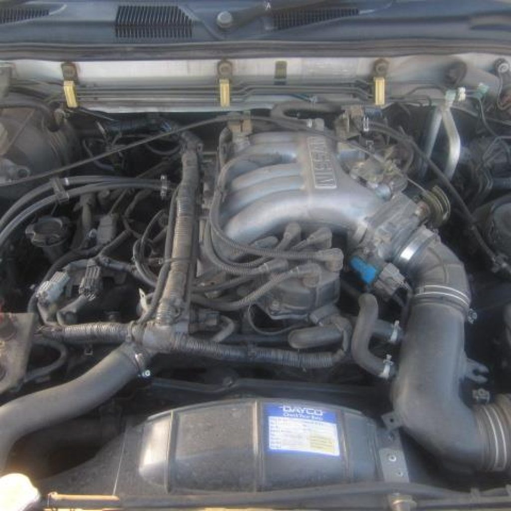 nissan vg33e engine specs