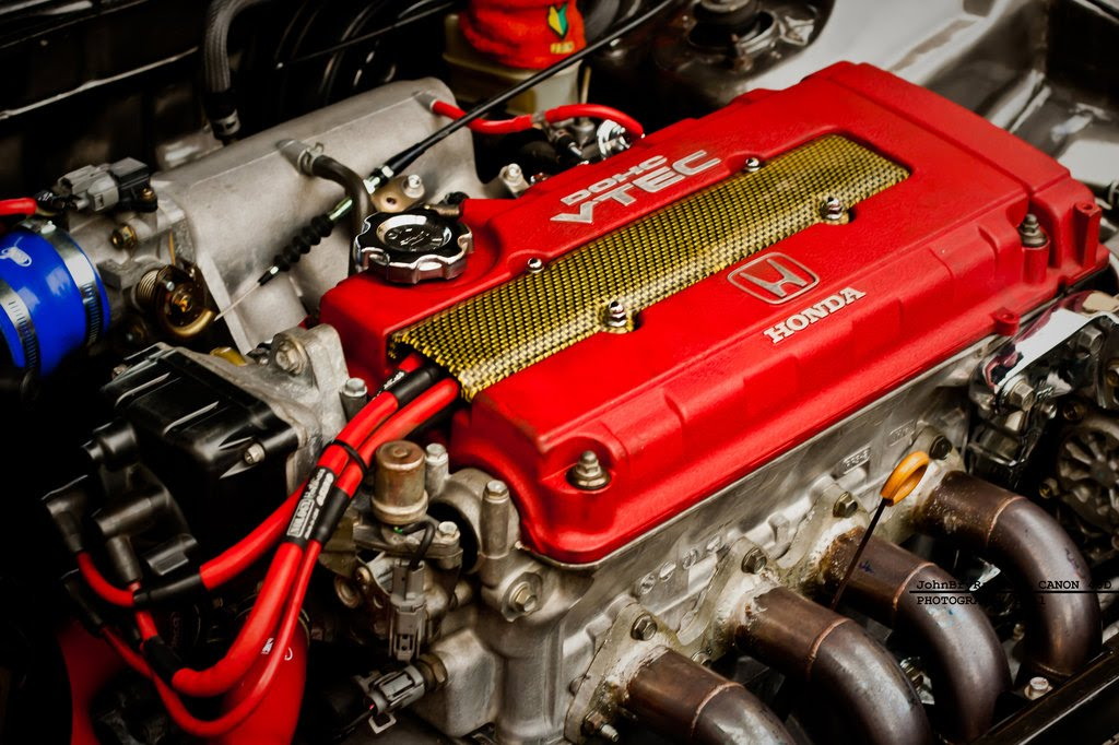 honda b18c engine specs