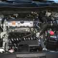honda accord oil capacity