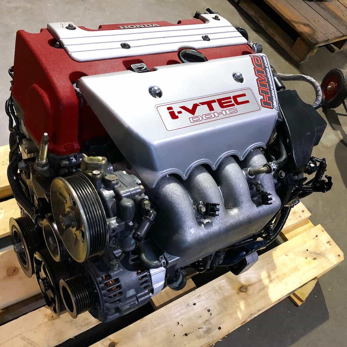 Honda Crv K20 Engine