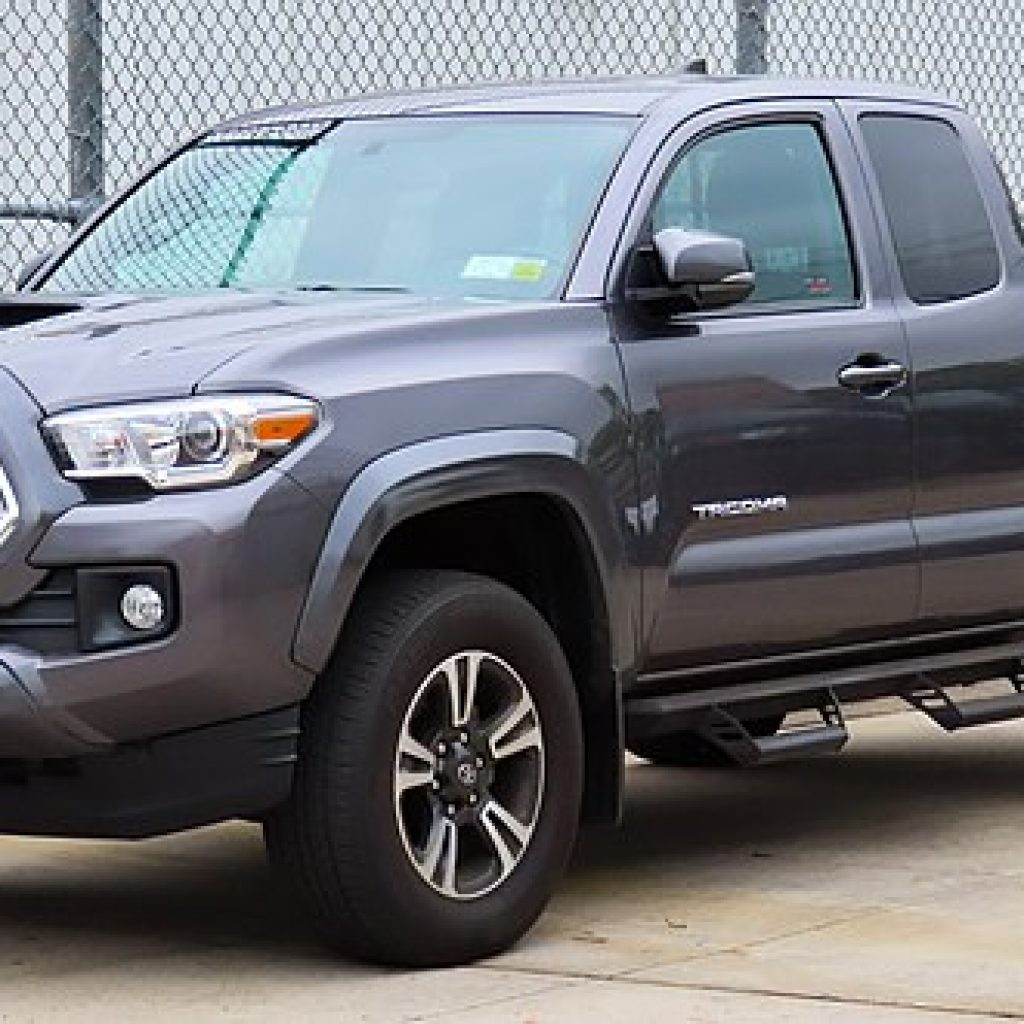 Toyota Tacoma Oil Capacity And Change Interval