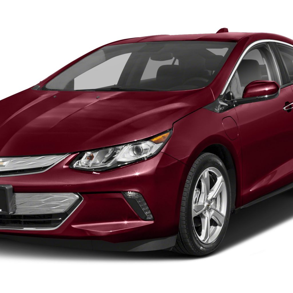 chevrolet volt oil capacity and change