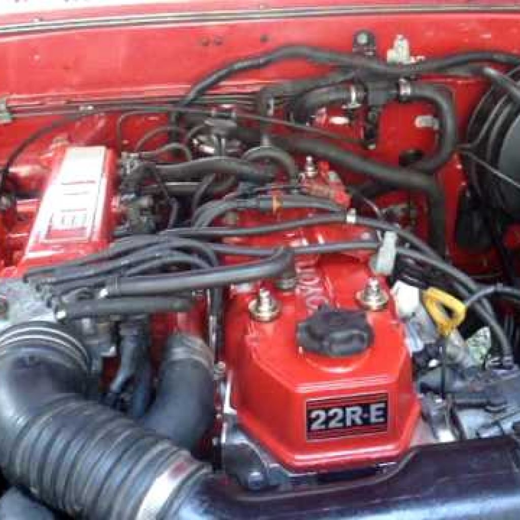 toyota 22re engine specs