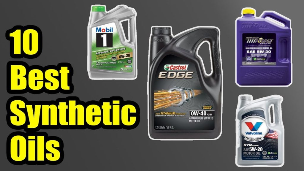 best synthetic motor oil brand