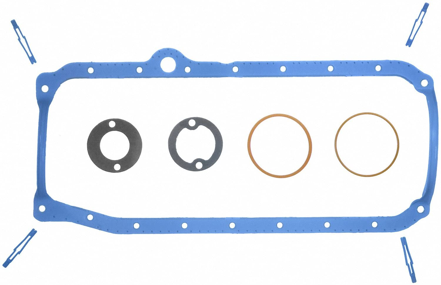 oil pan gasket replacement