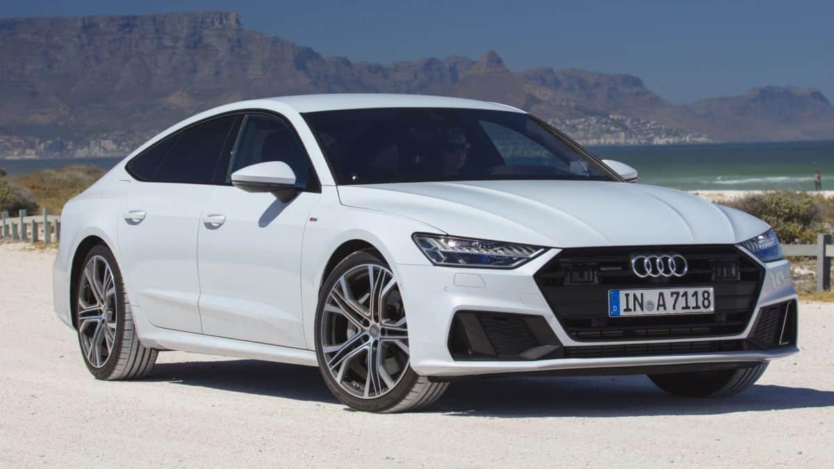 Audi A7 Oil Capacity