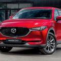 Mazda CX-5 oil capacity