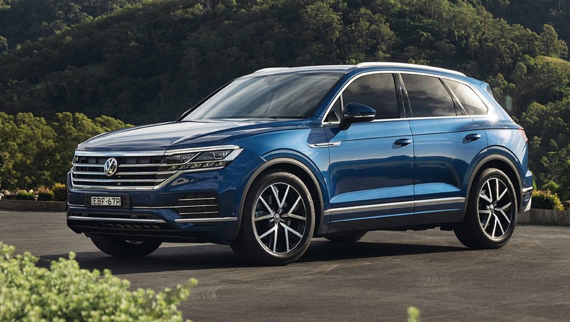 Volkswagen Touareg Transmission Fluid Capacity