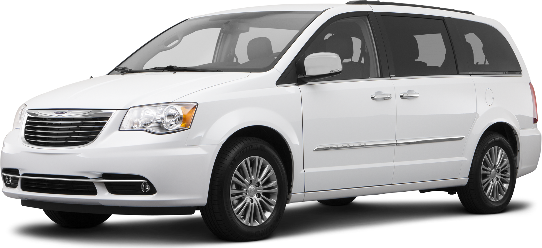 Chrysler Town & Country oil capacity