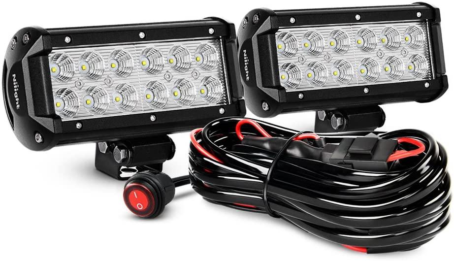nilight led light bar review