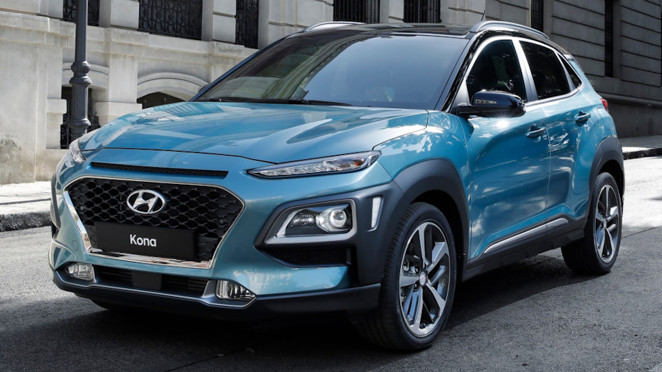 best tires for hyundai kona