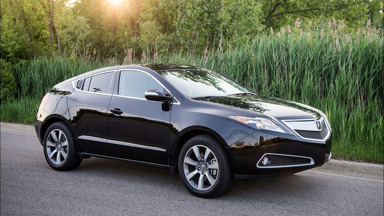 Acura ZDX Oil Capacity