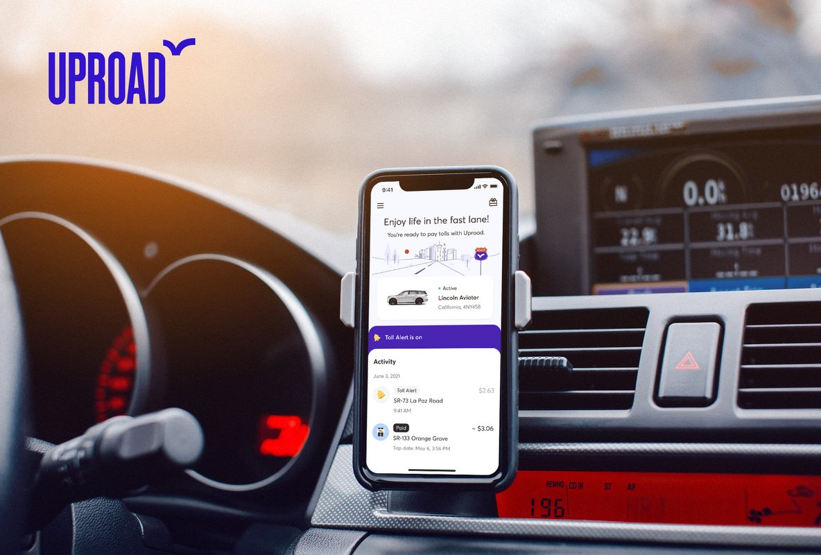 uproad app